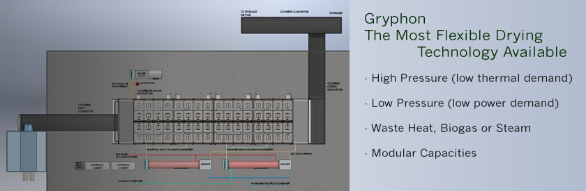 Gryphon Flexible Dryer Technology